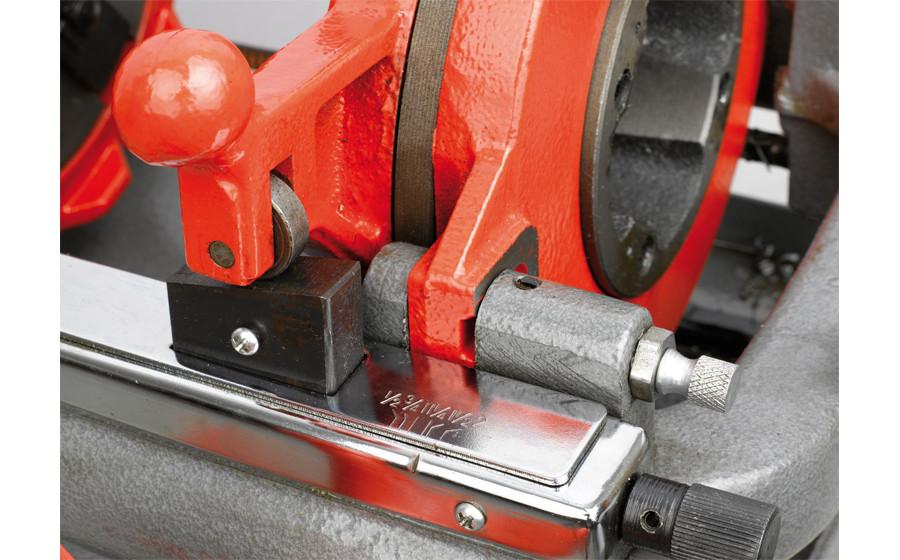 Резьбонарезной станок цена купить для нарезания нарезки резьбы электрический ручной профтехснаб