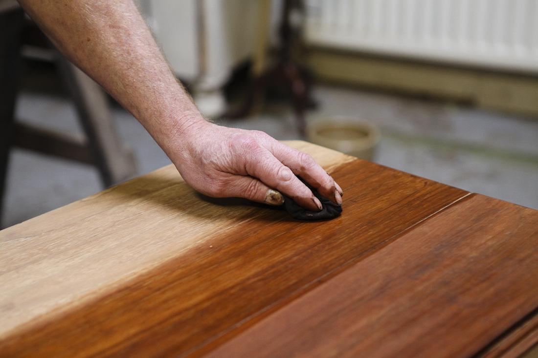 Как полировать мебель своими руками, инструкции и советы