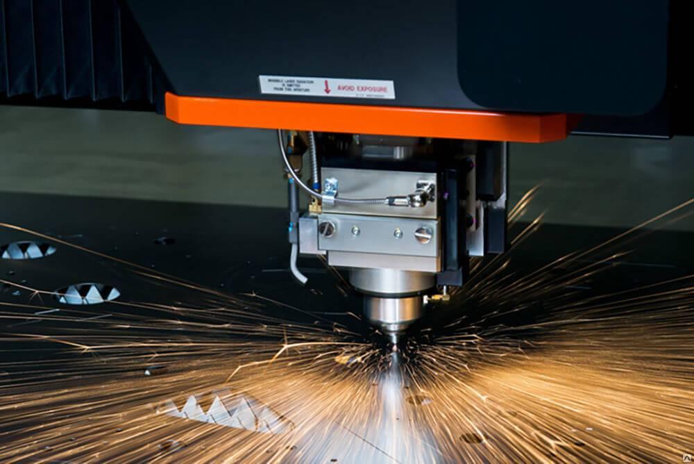 Станки лазерной резки металла