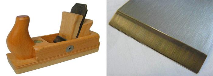 Настройка ручного рубанка, шерхебля и фуганка: этапы, принципы