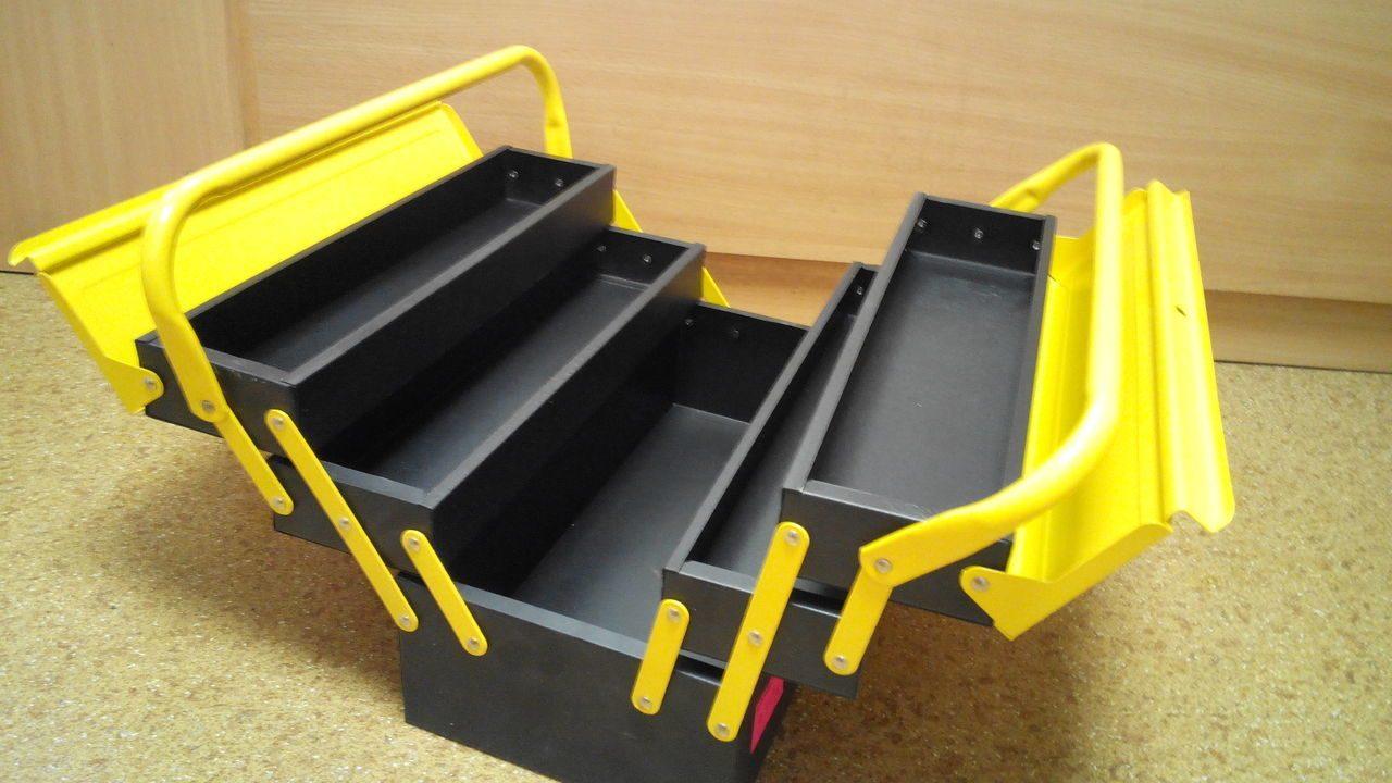 Как сделать ящик для инструментов своими руками: чертежи, пошаговая инструкция