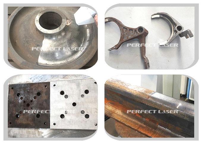 Лазерная очистка металла и неметаллических поверхностей от ржавчины