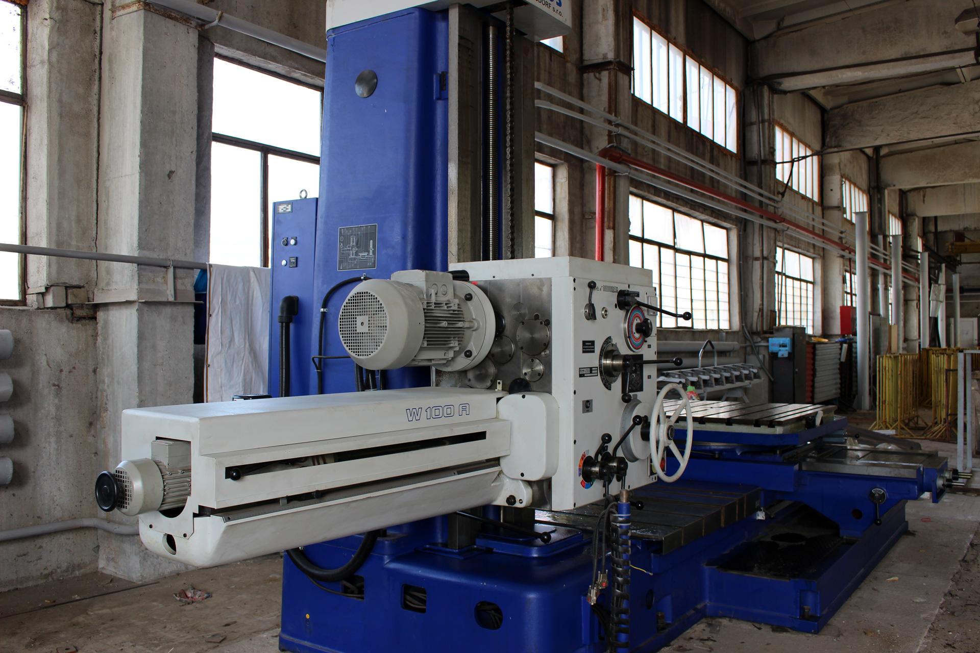 Горизонтально-расточной станок как универсальное металлорежущее оборудование