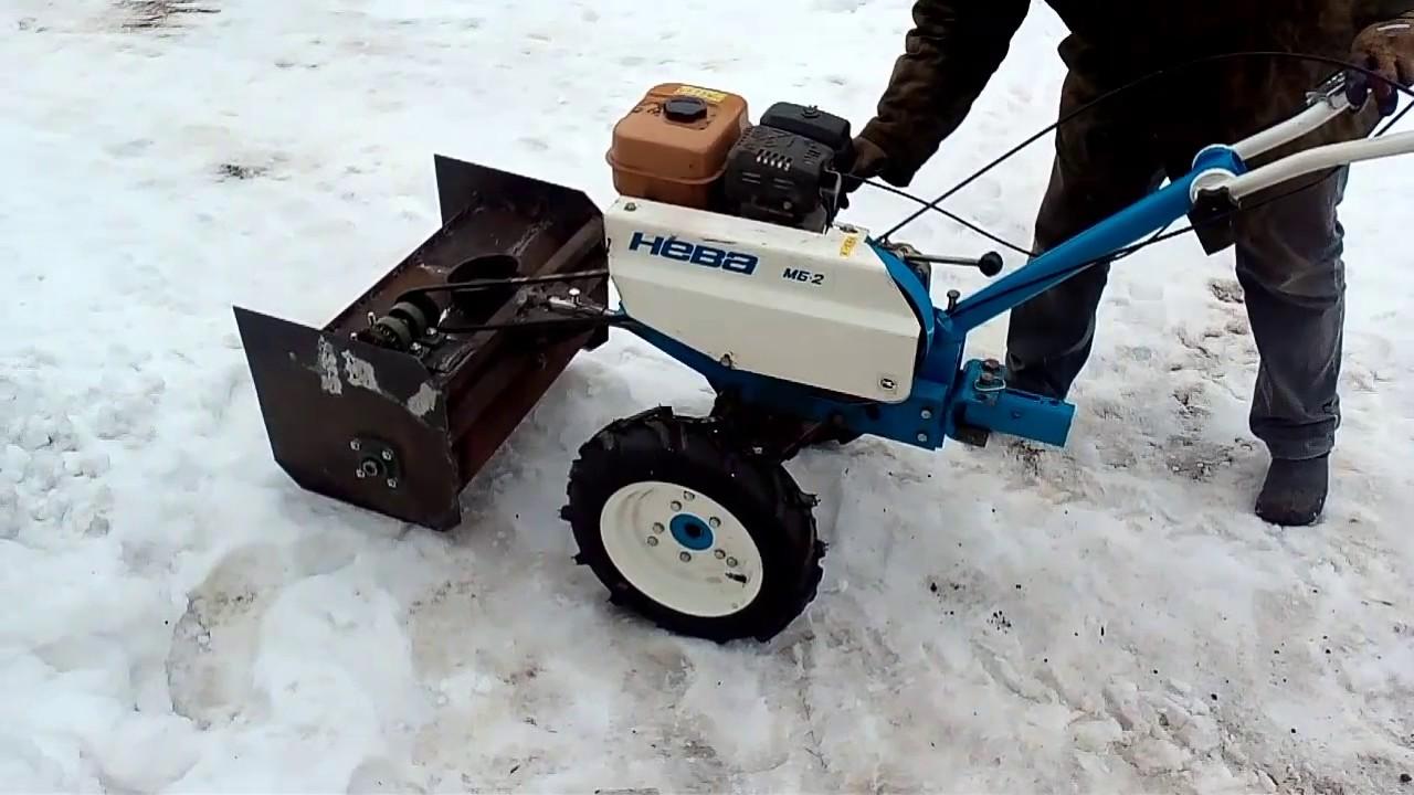 Культиватор для уборки снега: как сделать мотокультиватор снегоуборщик своими руками, два в одном, переделать