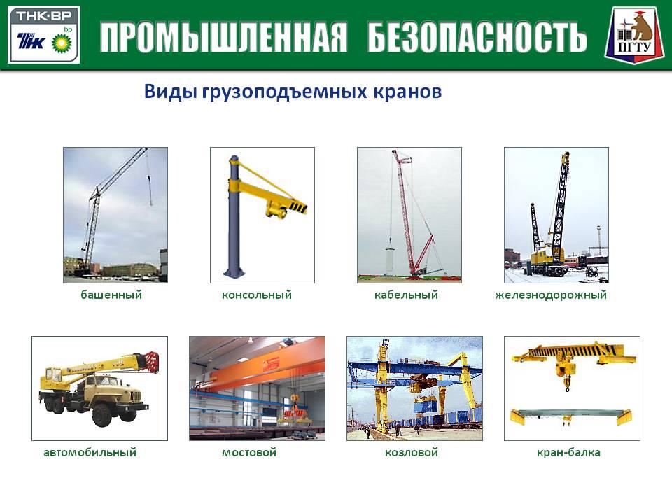 Грузоподъемные механизмы: виды, конструкции, правила безопасности при эксплуатации :: syl.ru
