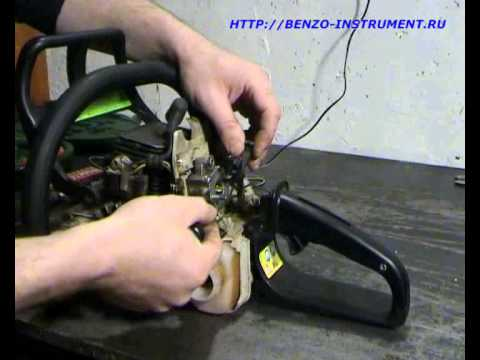 Не заводится бензопила штиль 180: основные причины, методы устранения неполадок