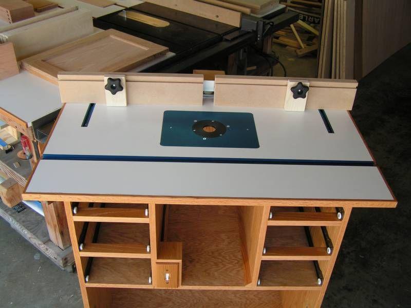 Как сделать стол для фрезера своими руками с чертежами конструкций