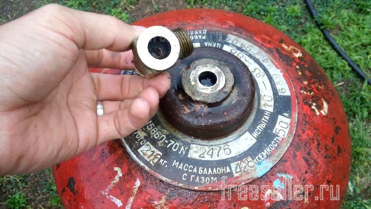 Как распилить газовый баллон болгаркой безопасно. как правильно и безопасно разрезать старый газовый баллон. необходимые инструменты и материалы