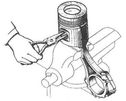 Съемник стопорных колец своими руками - о металле
