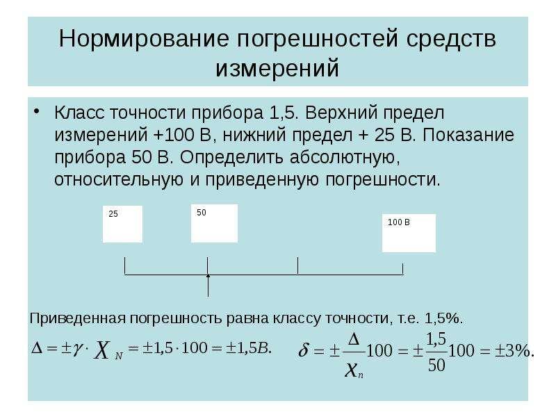 Какие бывают классы точности счетчиков
