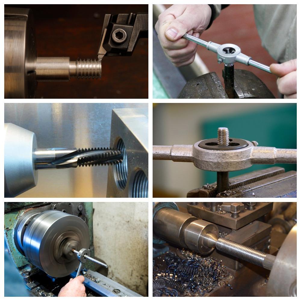 Нарезка резьбы на трубах как нарезать по трубам своими руками, инструмент для водопроводной трубы
