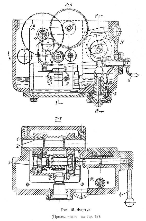 Токарно-винторезный станок 1и611п — характеристики, устройство, паспорт
