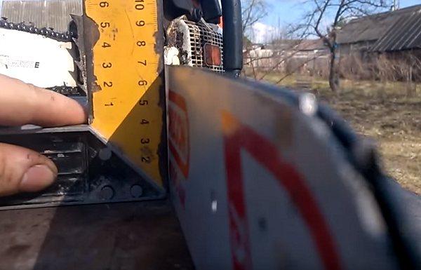 Регулировка бензопилы, ремонт своими руками неисправностей