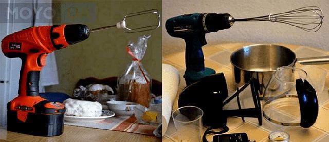 Дрели электрические и другие виды для домашнего использования