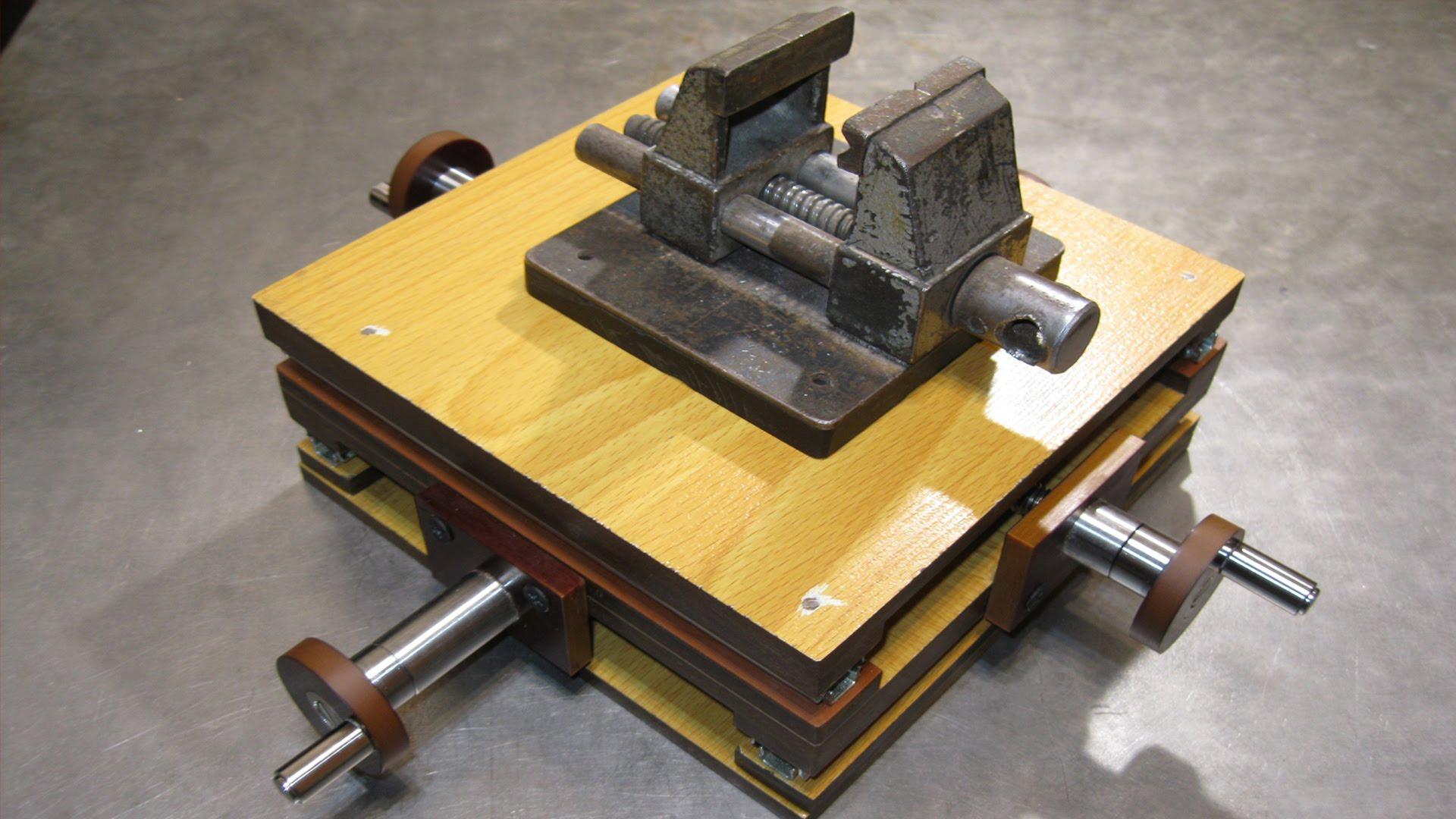 Координатные столы для фрезерных станков