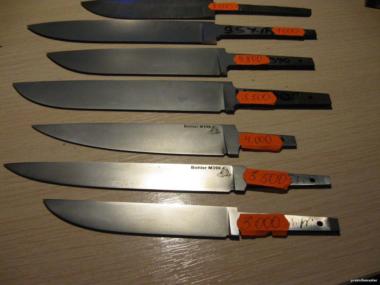 Какая сталь лучше для ножей?