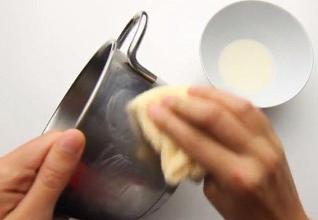 Окисление алюминия, как очистить алюминиевую посуду от окисления до блеска, очиститель алюминия