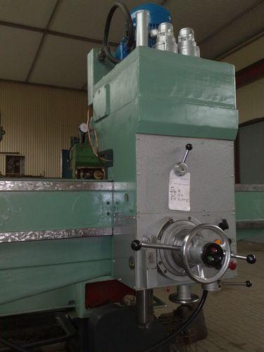 Радиально сверлильный станок 2а554 схема электрическая