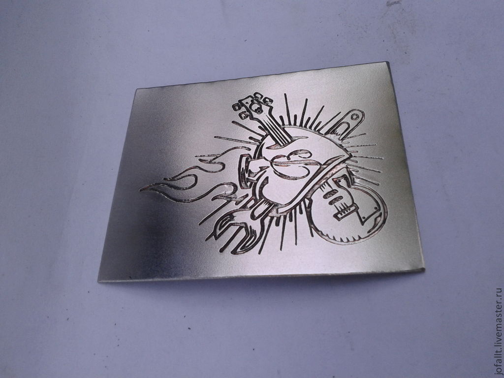Гравировка на металле как бизнес