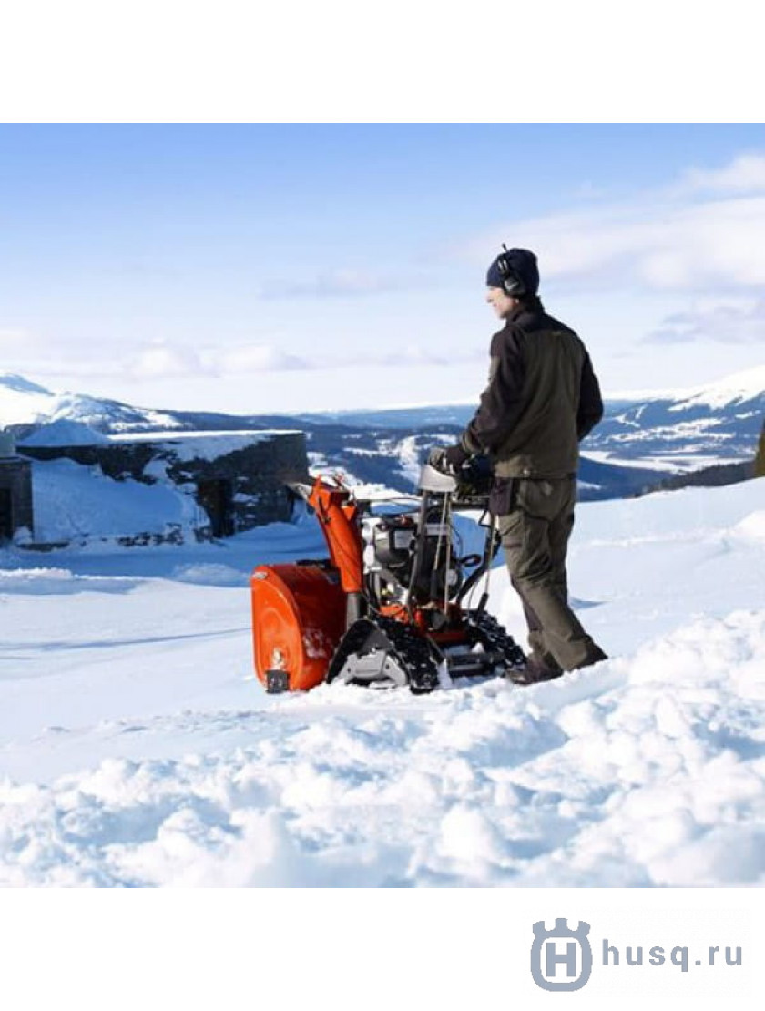 Снегоуборщики хускварна: описание, особенности эксплуатации | все о спецтехнике