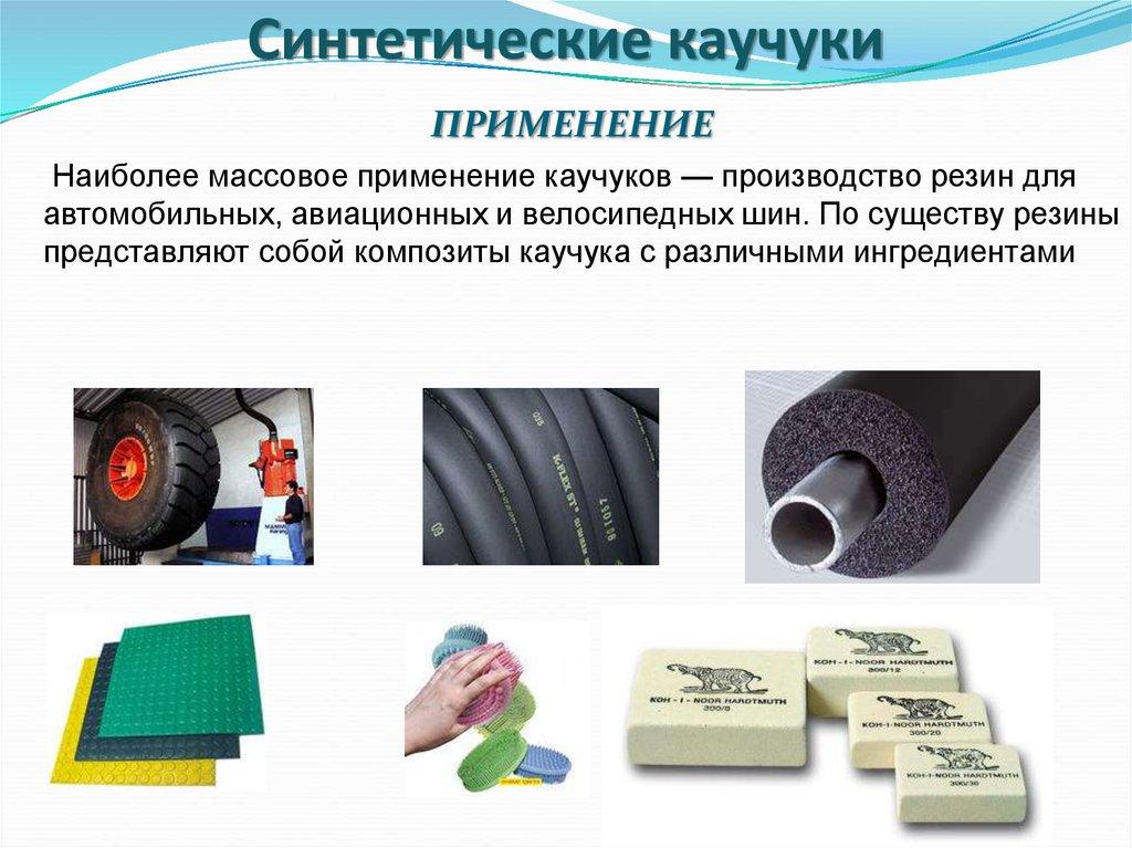 Полимерные материалы:применение, свойства, виды