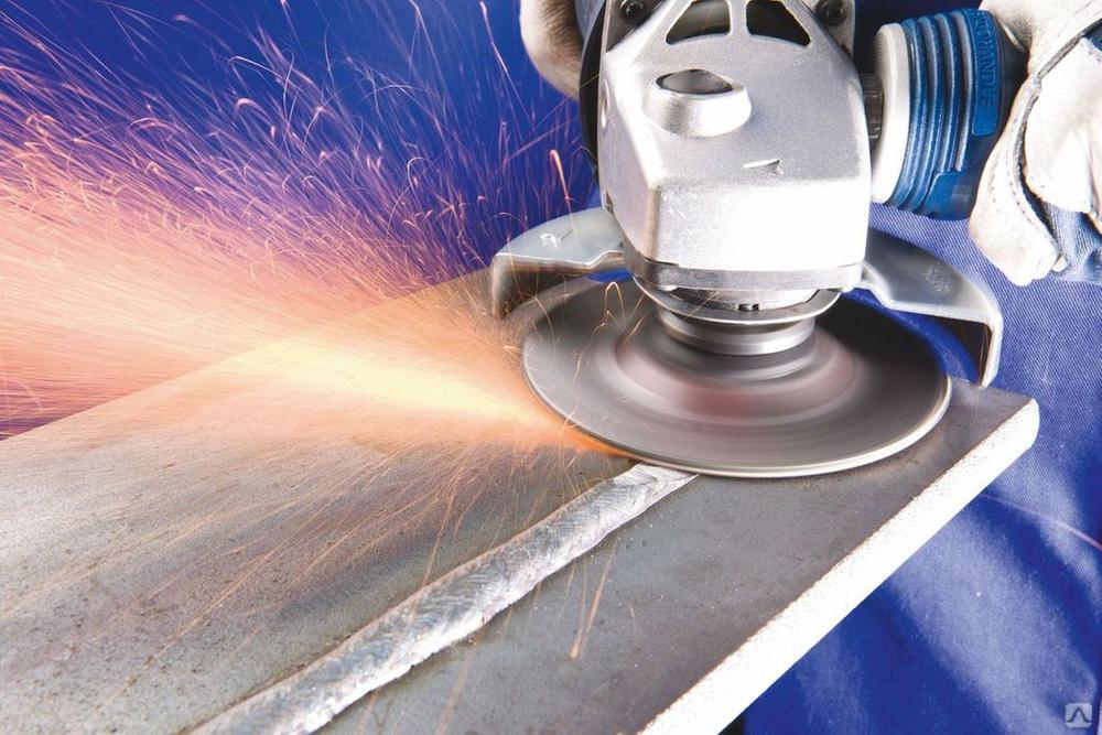 Виды работ по шлифовке металлических изделий