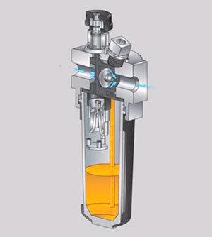 Лубрикаторы для пневмоинструмента — купить лубрикатор для компрессора — цены магазина aist