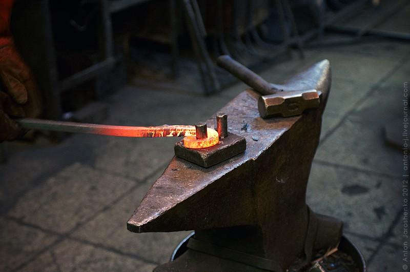Технология ручной ковки своими руками