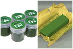 Абразивные полировальные пасты гои, 3m для металла, стекла и др. - токарь