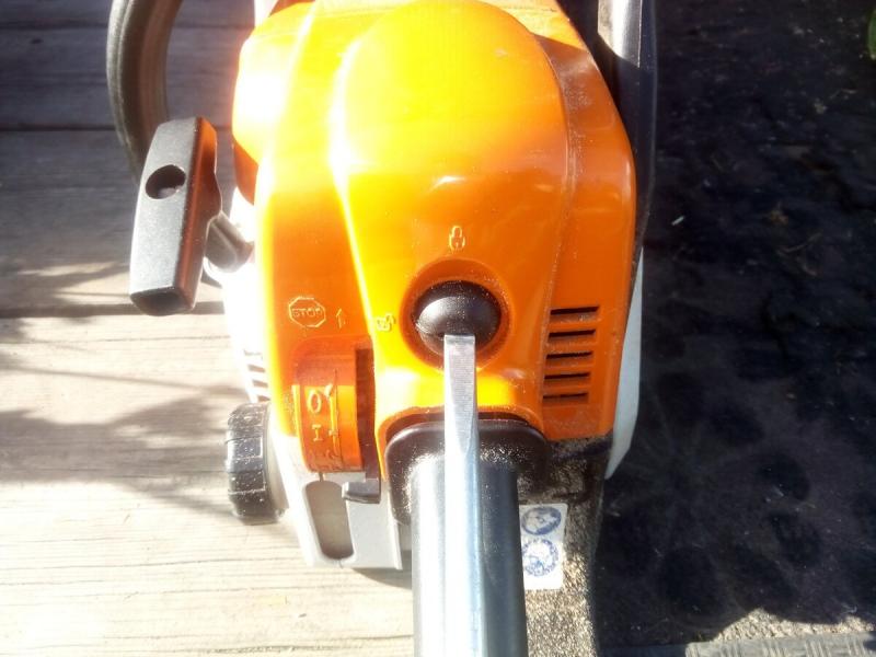 Как правильно выполнить обкатку бензопилы — после покупки и капремонта