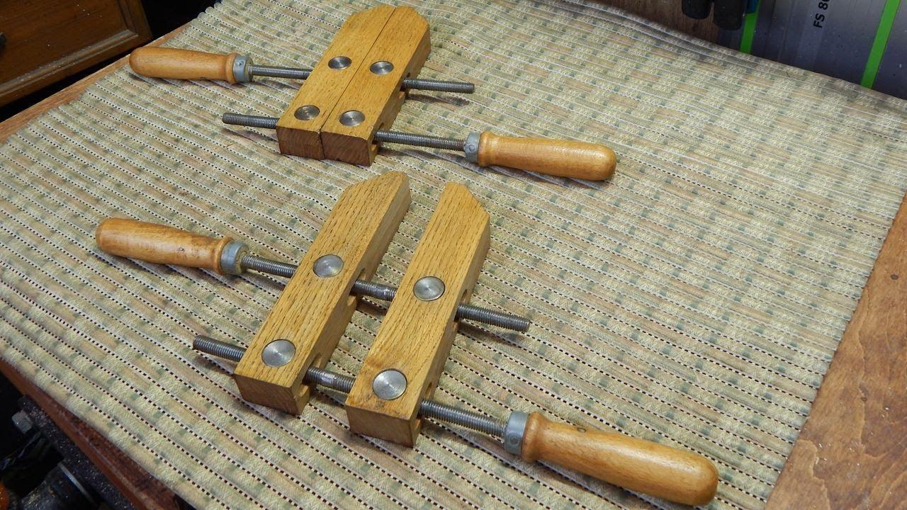 Варианты сварочных струбцин своими руками