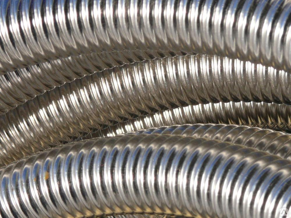 Гофрированная труба из нержавейки – первый шаг к теплому будущему