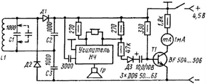 Делаем металлоискатель на золото своими руками: схемы и пошаговая инструкция