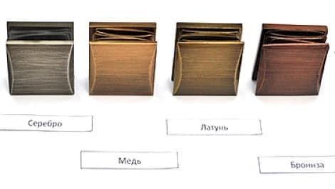 Как отличить медь от латуни: с помощью чего определить металл и его сплав, в чём разница между ними, отличия