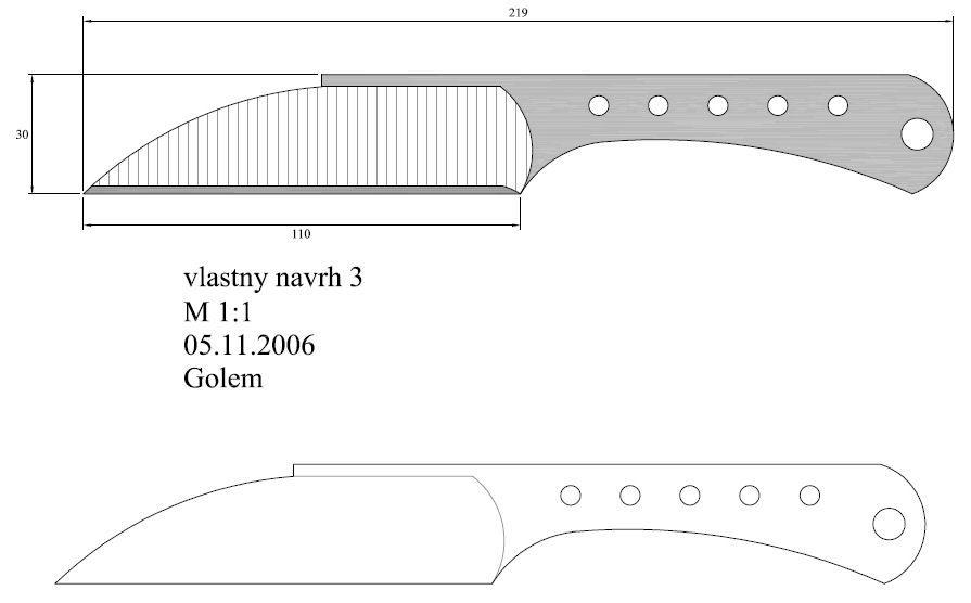 Как сделать самодельный складной нож в домашних условиях