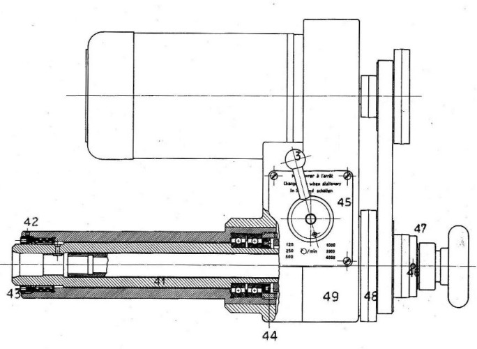 Универсал-3 (тш3) станок токарный настольный. паспорт, схема, описание, характеристики