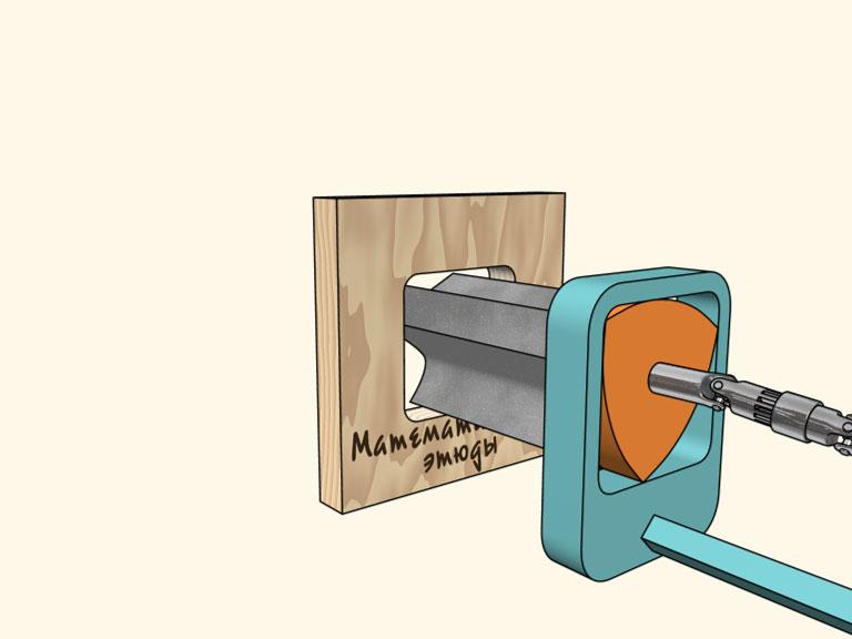 Сверло для квадратных отверстий, видео способа сверления