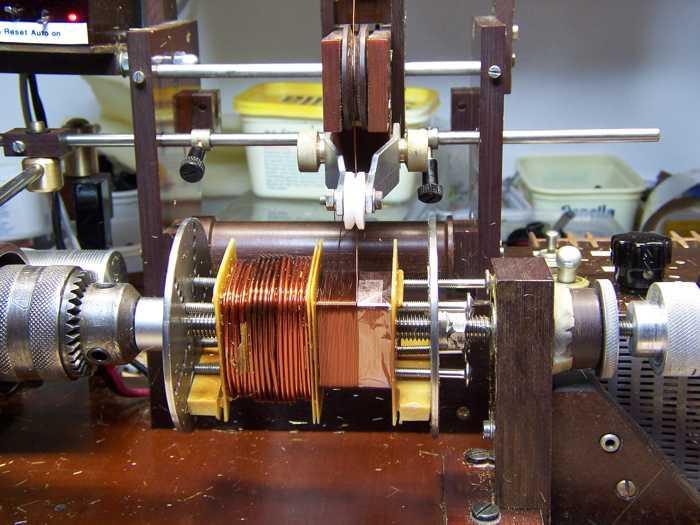 Намоточный станок для трансформаторов, катушек: выявляем суть