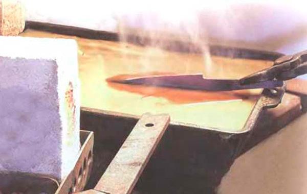 Закалка нержавеющей стали: можно ли это сделать самому и как