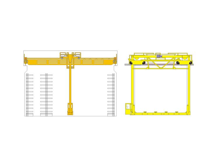Технические характеристики и классификации крана-штабелера