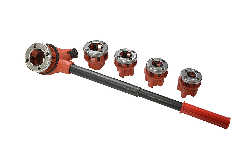 Нарезание резьбы на трубах: как нарезать внутреннюю и внешнюю трубную резьбу на трубах водопровода
