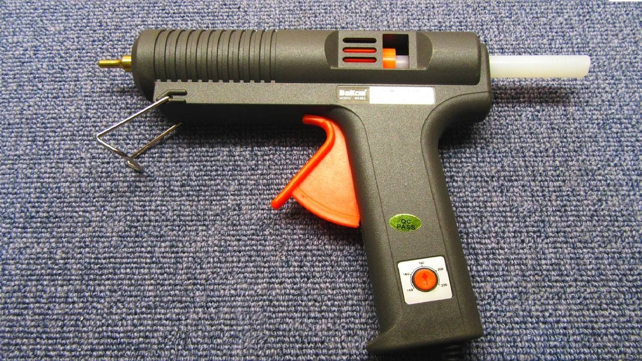 Как выбрать клеевой пистолет - подробная инструкция