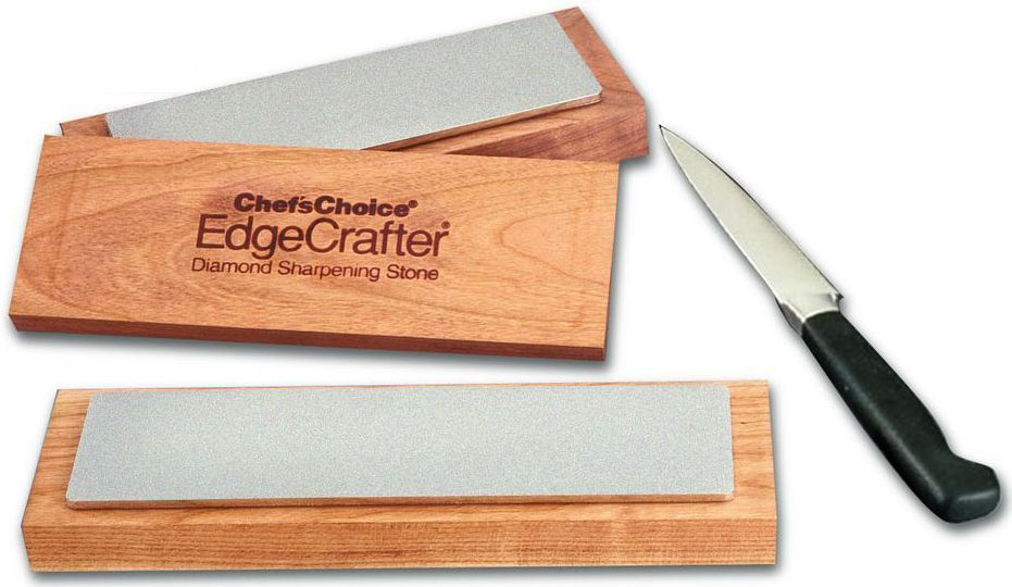 Точильный камень - брусок для заточки ножей: зернистисть и виды