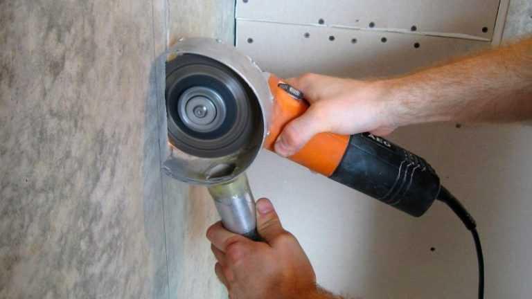 Как просверлить бетонную стену обычной дрелью