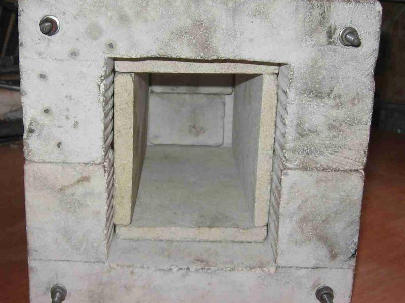 Муфельная печь, сделанная своими руками: особенности конструкции и этапы изготовления, видео процесса