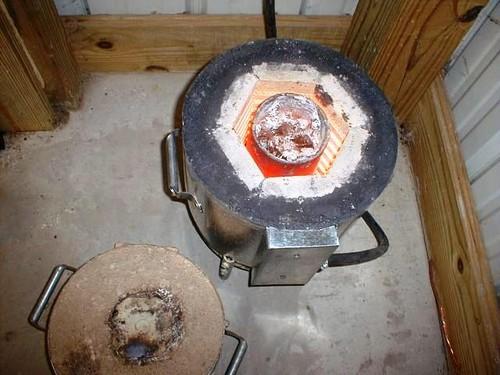 Изготовление муфельной печи своими руками: этапы с видео