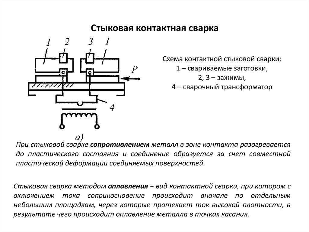 Конструктивные элементы контактной сварки и способы создания сварных соединений: гост 15878-79