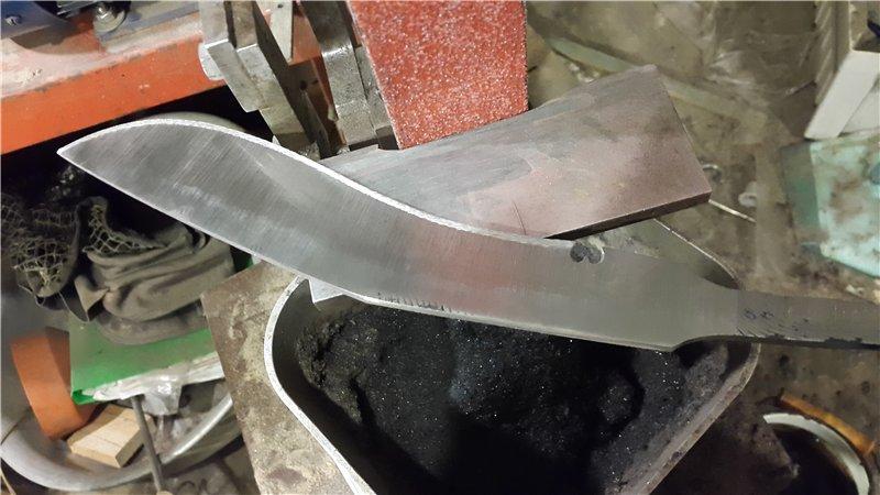 Основные правила закалки ножа в домашних условиях