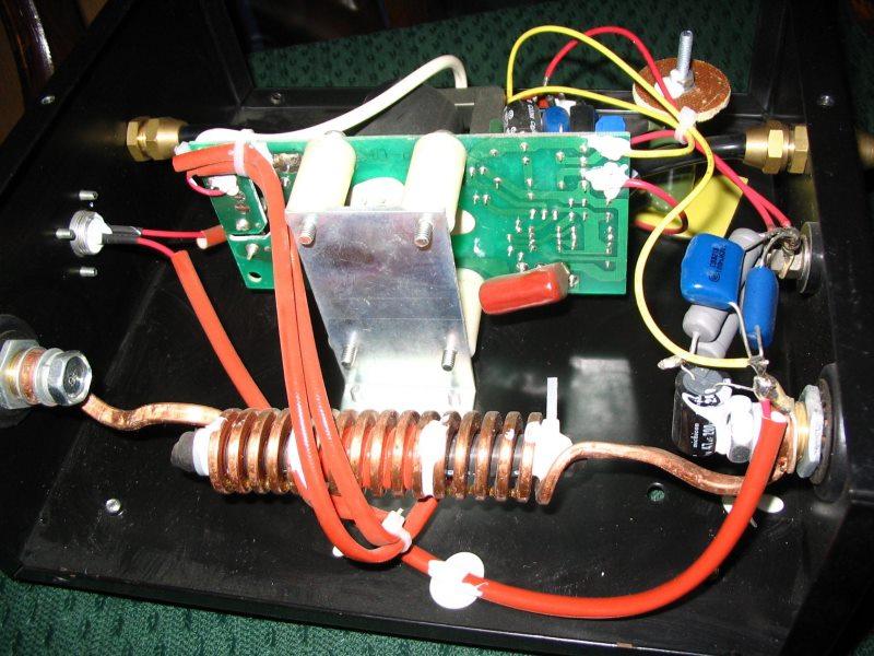 Осциллятор для сварки своими руками: что такое и для чего применяется, схема, видео