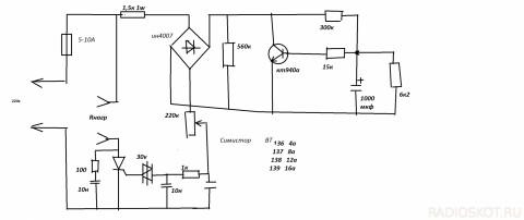 Устройство плавного пуска для асинхронного двигателя - применение, назначение